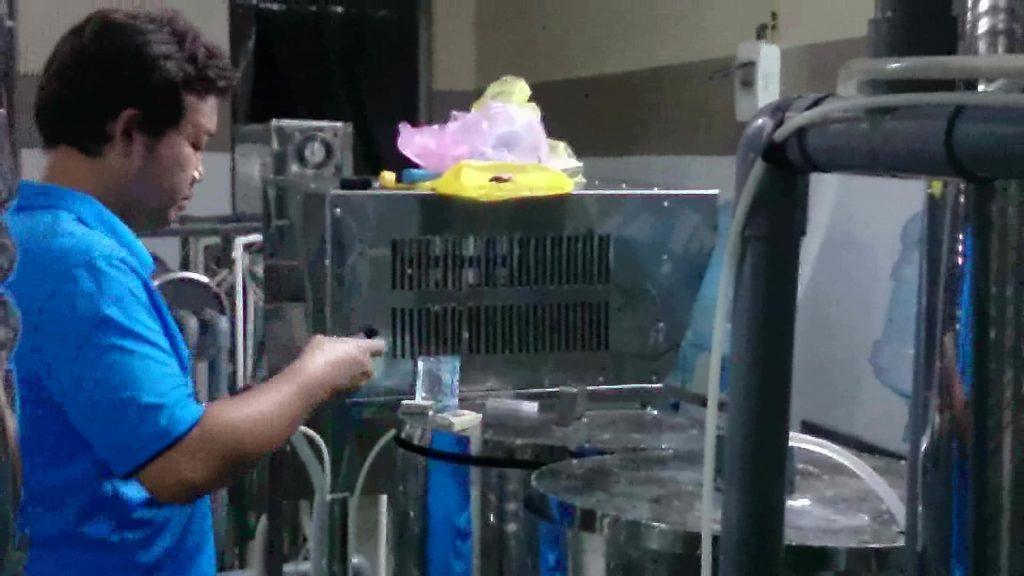 Kỹ thuật test lại chất lượng nước sau khi đã thay vật liệu lọc
