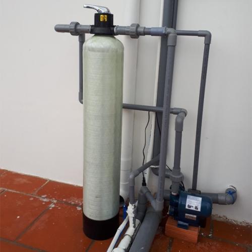 Xử lý nước nhiễm phèn cho Hộ gia đình tại P.2, Q.Tân Bình, TP.HCM