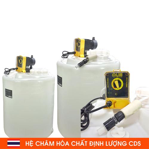 Hệ châm hóa chất định lượng