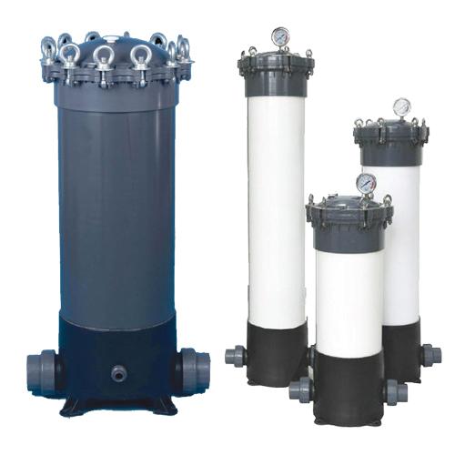 Hệ lọc tinh vỏ nhựa Series MFU