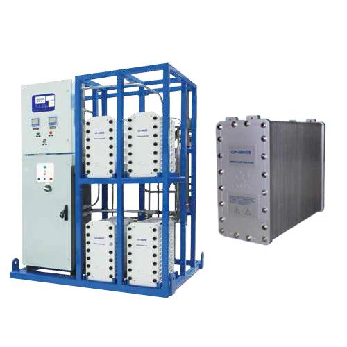 Hệ thống khử khoáng điện tử EDI