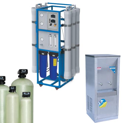 Hệ thống lọc nước RO cho canteen