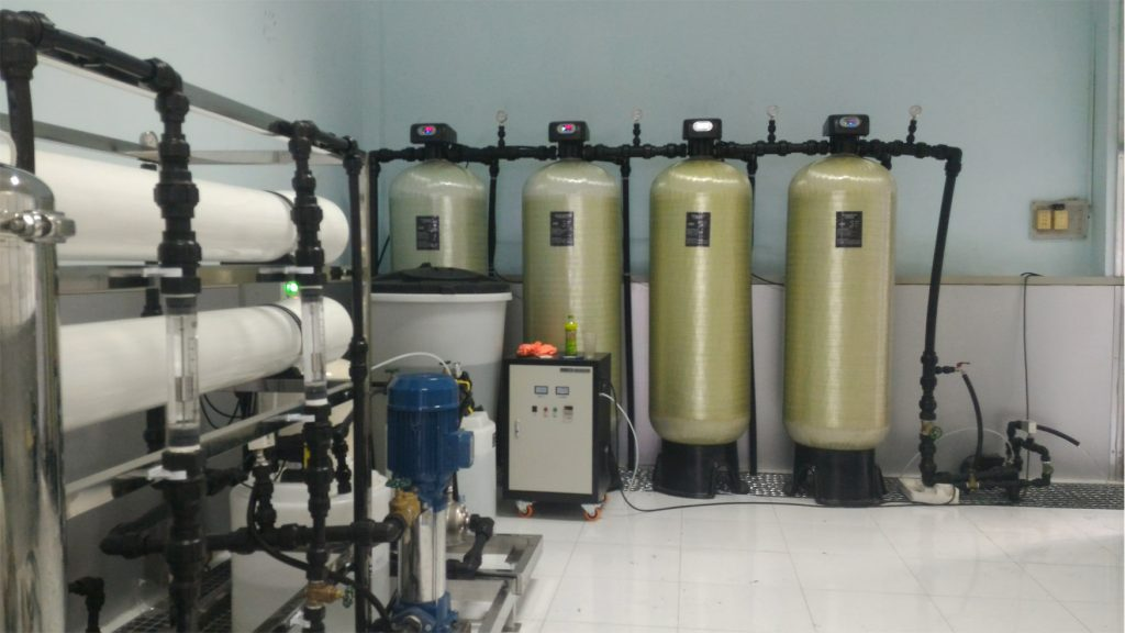 Dự án Lắp đặt hệ thống khử trùng nước Ozone