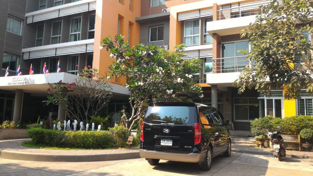 Trụ sở chính của Allfyll tại Thái Lan